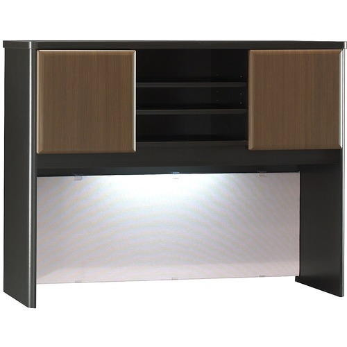 "Bush Business Furniture Series A 48"" Hutch"