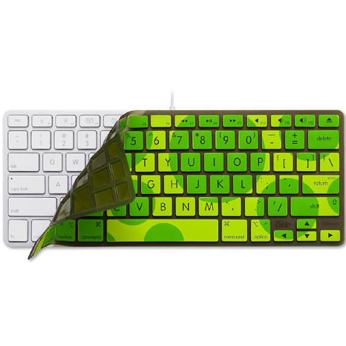 iSkin ProTouch Vibes Dragon Fly Keyboard Protector