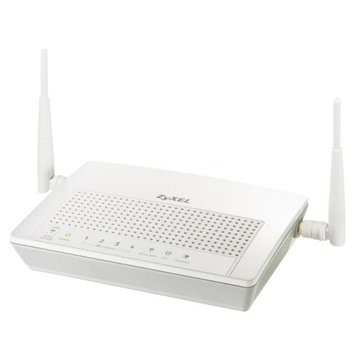 Zyxel - P660HN-F1 Wireless Gateway