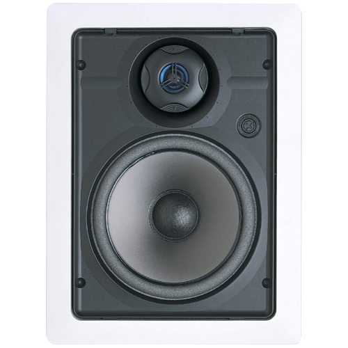 Niles Audio LSW-6 In-Wall Speaker - White (Pair)
