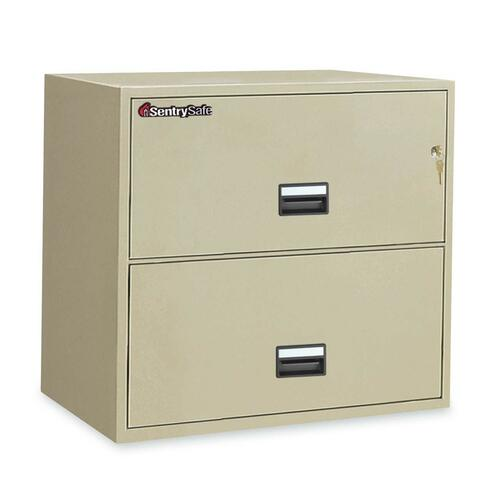 Sentry 2L3010P Lateral Fire File Cabinet
