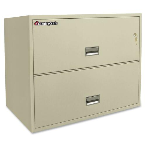 Sentry 2L3610P Lateral Fire File Cabinet