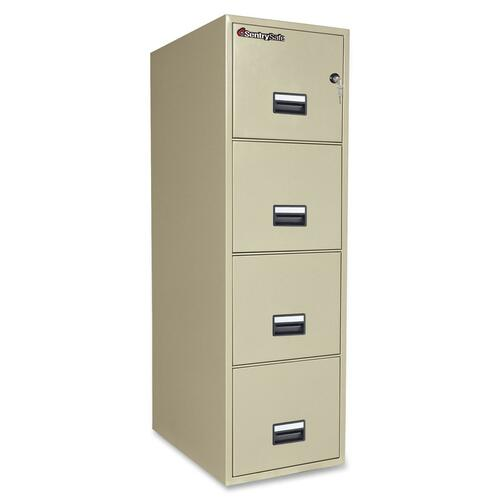 Sentry Vertical Fire File Cabinet