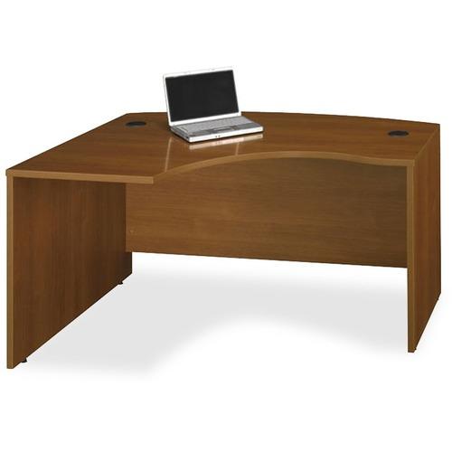 Bush Business Furniture Series C Left L-Bow Desk