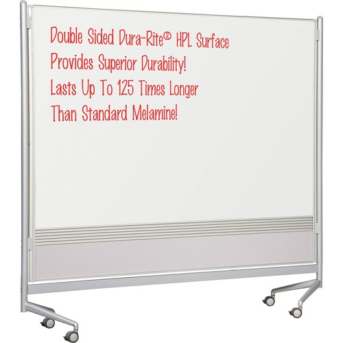 Balt Mobile Dry-erase Double-sided Partition  | by Plexsupply