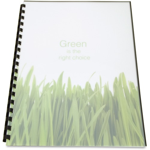 GBC Office Products Recycled Poly Binding Cover