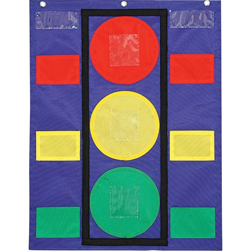 Carson Colorful Pocket Stoplight Chart | by Plexsupply