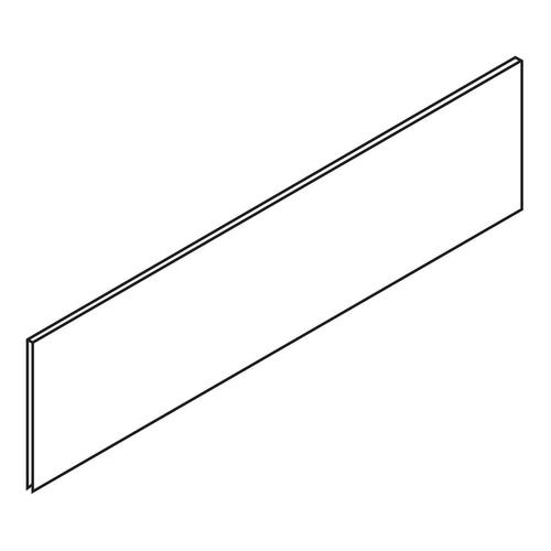 Maxon 1000 Series SKSB-72 Storage Hutch Shelf Back