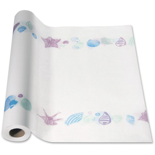 Medline Beachcomber Exam Table Crepe Paper