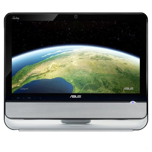 Asus EeeTop ET2203T All-in-One Computer - Intel Core 2 Duo T6600 2.20 GHz - Desktop - Black