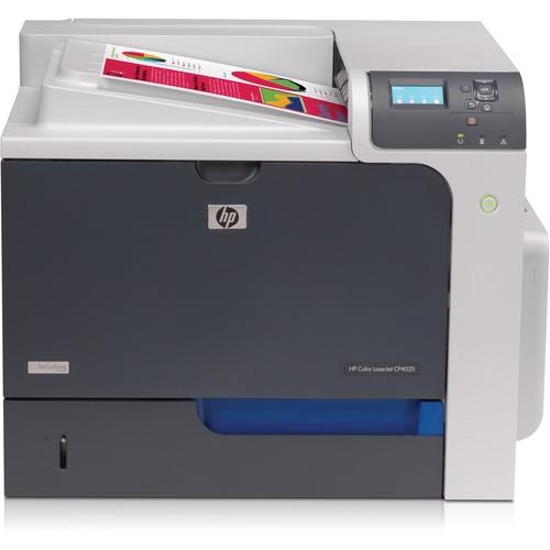 HP LaserJet CP4025DN Laser Printer - Color - 1200 x 1200 dpi Print - Plain Paper Print - Desktop