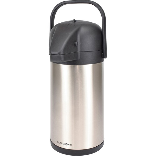 Coffee Pro Vacuum-insulated Airpot  | by Plexsupply