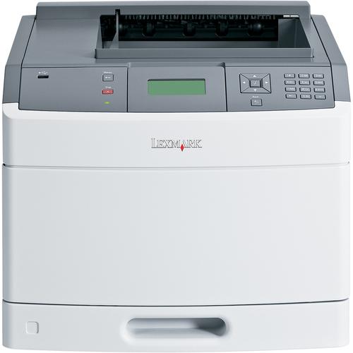 Lexmark T650N Laser Printer - Monochrome - Plain Paper Print - Desktop