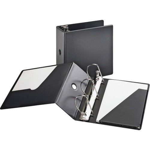 Cardinal SuperStrength Locking Slant-D Ring Binder | by Plexsupply