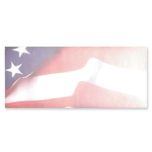 Geographics Image Flag Stationery Envelope