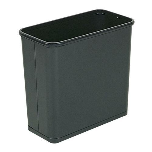 Rubbermaid WB30R Open Top Wastebasket