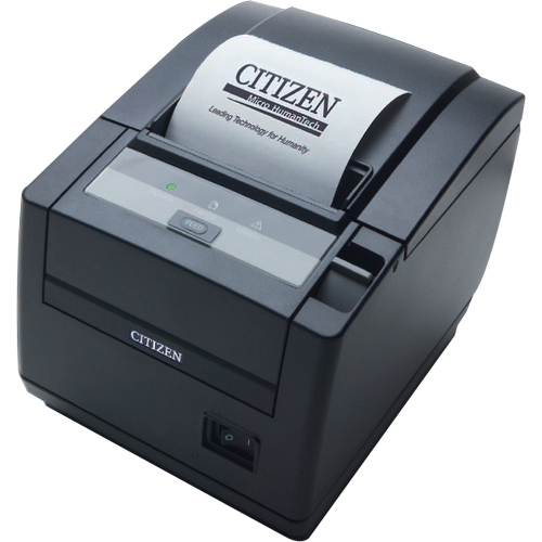 Citizen CT-S601 Direct Thermal Printer - Monochrome - Desktop - Receipt Print