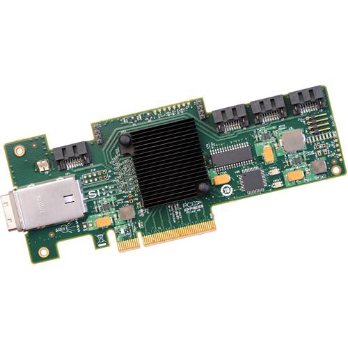 LSI Logic Sas 9212-4i4e Storage Raid Serial ATA-600 600Mbps Controller LSI00192