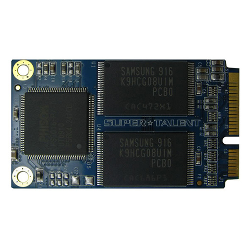 Super Talent FEM32GFDL 32 GB Plug-in Module Solid State Drive