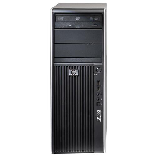 HP FL961UA Workstation - 1 x Xeon W3565 3.20 GHz - Convertible Mini-tower