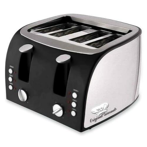 Coffee Pro OG8166 Four Slice Toaster