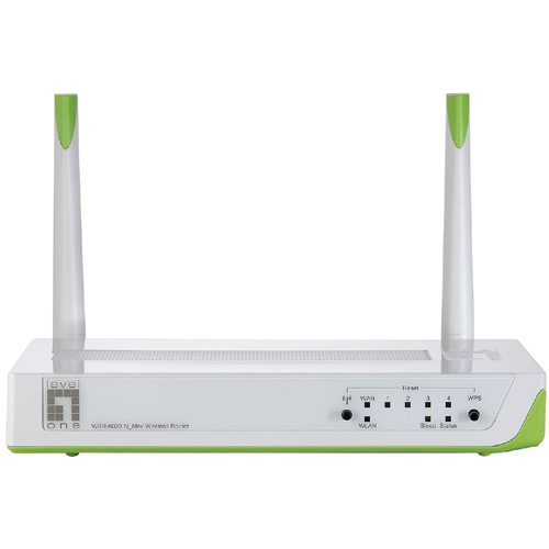 CP Technologies WBR-6020 Wireless Router - 300 Mbps