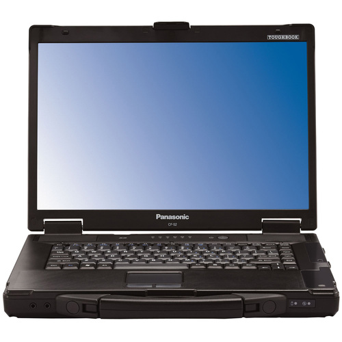 "Panasonic Toughbook CF-52PGNBX2M 15.4"" Notebook - Core i3 i3-330M 2.13 GHz - Magnesium Alloy"