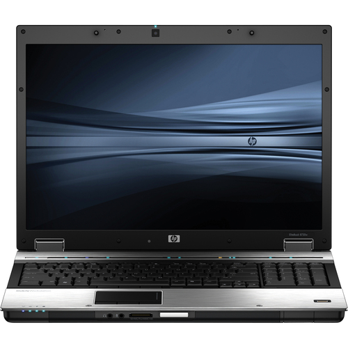 "HP EliteBook 8730w BM766US 17"" Notebook - Core 2 Duo T9600 2.80GHz"