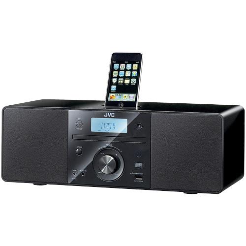JVC RD-N1 Micro Hi-Fi System