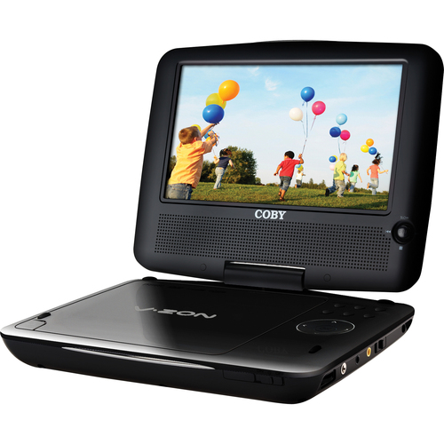 Coby 10 Inch Portable Dvd Player - Tfdvd1029