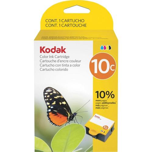 Kodak 10C Multi-Color Ink Cartridge