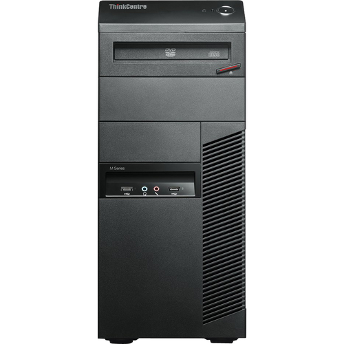 Lenovo ThinkCentre M90p 5498A3U Desktop Computer - Intel Core i5 i5-660 3.33 GHz - Tower - Black
