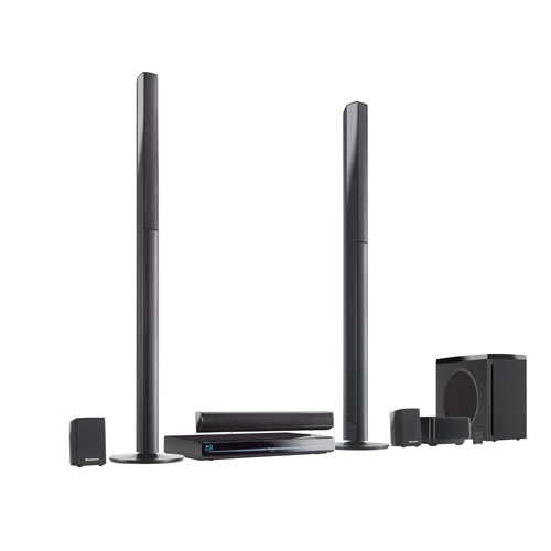 Panasonic SC-BT730 1000W 5.1 Channel BD Player Home Theater System