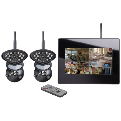 Lorex LW2702 Digital Wireless Surveillance System