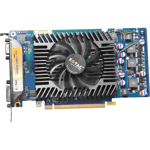 ZOTAC ZT-96SES3P-FDL ZT-96SES3P-FDL GeForce 9600 GSO Graphics Card