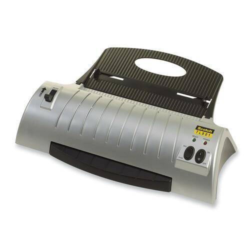 Thermal Laminator 15.5 in x 6 .75 in x 3.75 in 2 roller system