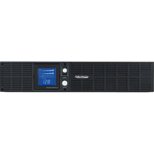 CyberPower Smart App Intelligent LCD OR1500LCDRTXL2U 1500 VA Tower/Rack-mountable UPS