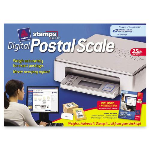 Avery Dennison Digital Postal Scale
