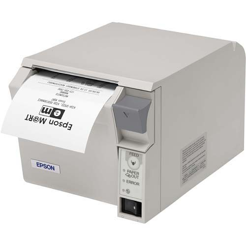 Epson TM-T70 Direct Thermal Printer - Monochrome - Desktop - Receipt Print