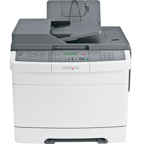 Lexmark X543DN Laser Multifunction Printer - Color - Plain Paper Print