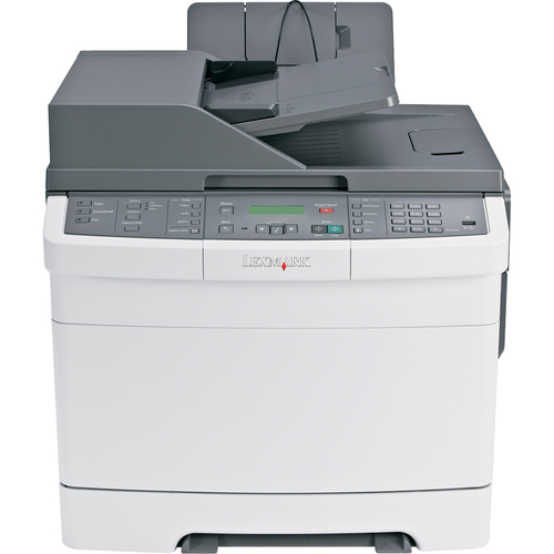 Lexmark X544DN Laser Multifunction Printer - Color - Plain Paper Print