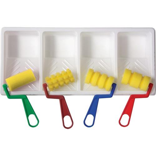 Chenille Kraft WonderFoam Foam Paint Tray Set | by Plexsupply