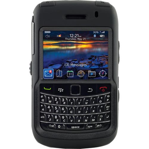 Otterbox Defender RBB2-9700S SmartPhone Case - Silicon Polycarbonate - Black