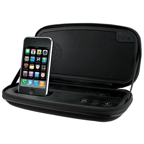 iHome iP37B Speaker System - Black