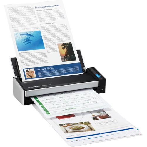 Fujitsu ScanSnap S1300 Sheetfed Scanner