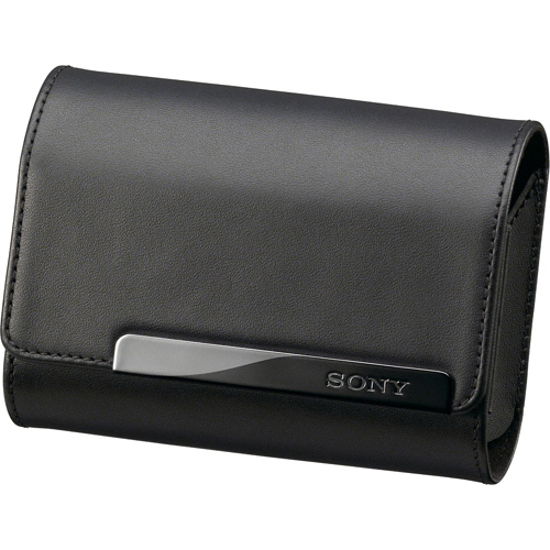 Sony LCS-HF Camera Case - Leather - Black