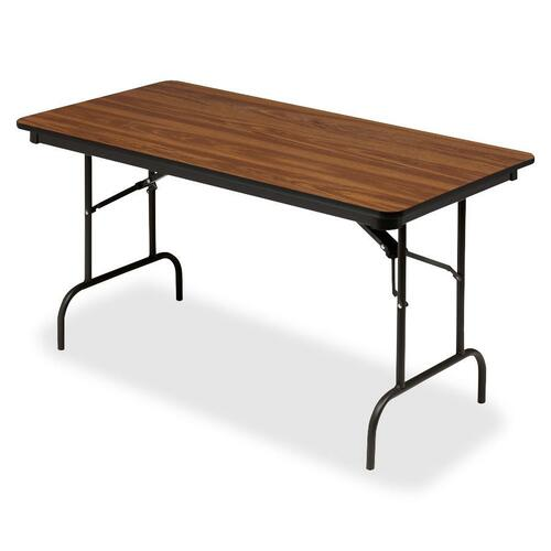 Iceberg Premium Wood Oak Laminate Folding Tables | by Plexsupply