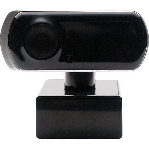 Gear Head WC4750AFB Webcam - 2 Megapixel - Black