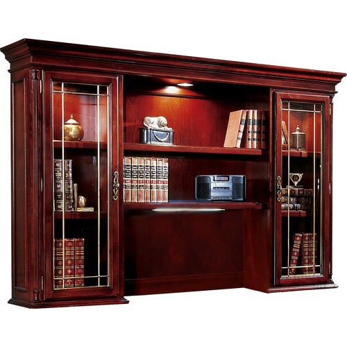 DMI Office Furniture Keswick 7990-64 Executive Overhead Storage Hutch