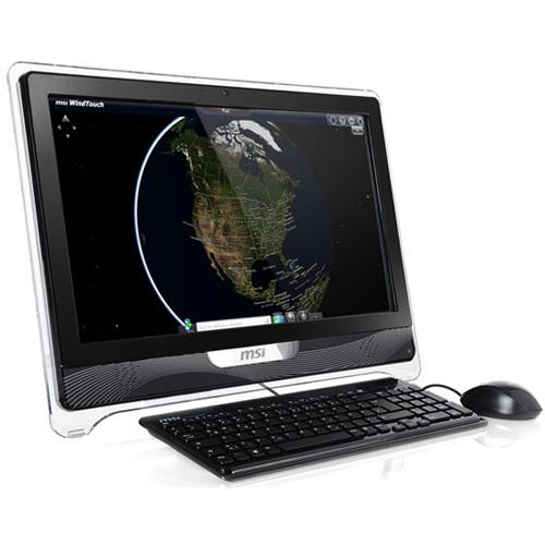 MSI Wind Top AE2220-236US All-in-One Computer - Intel Pentium T4500 2.30 GHz - Desktop
